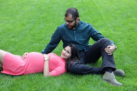 Maternity Photos Highline Park