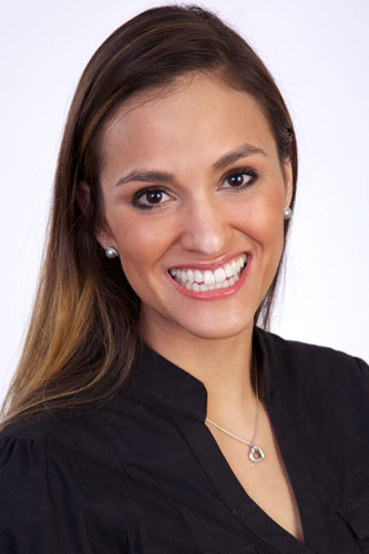 Corporate Headshot For Women